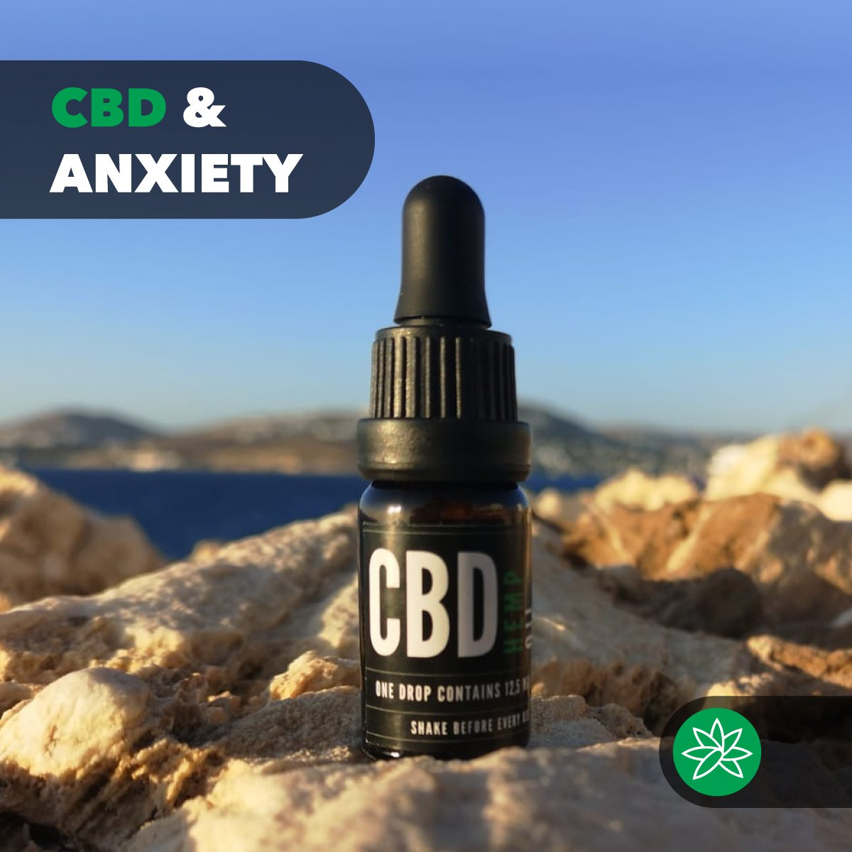 CBD & anxiety