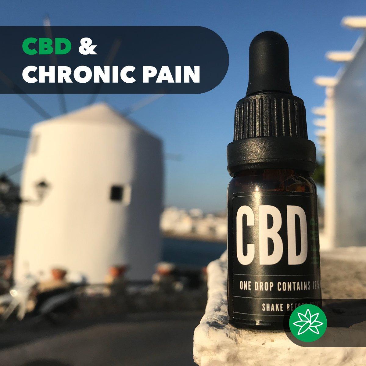 CBD & chronic pain