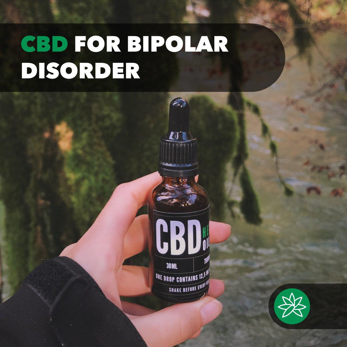 CBD for bbipolar disorder