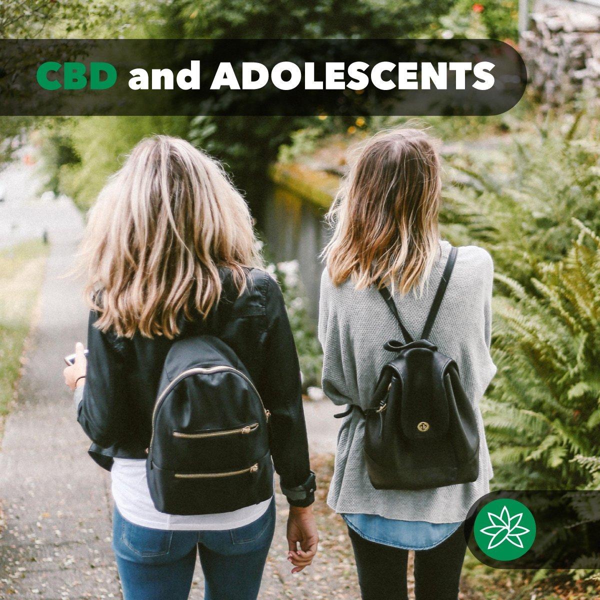 CBD and adolescents
