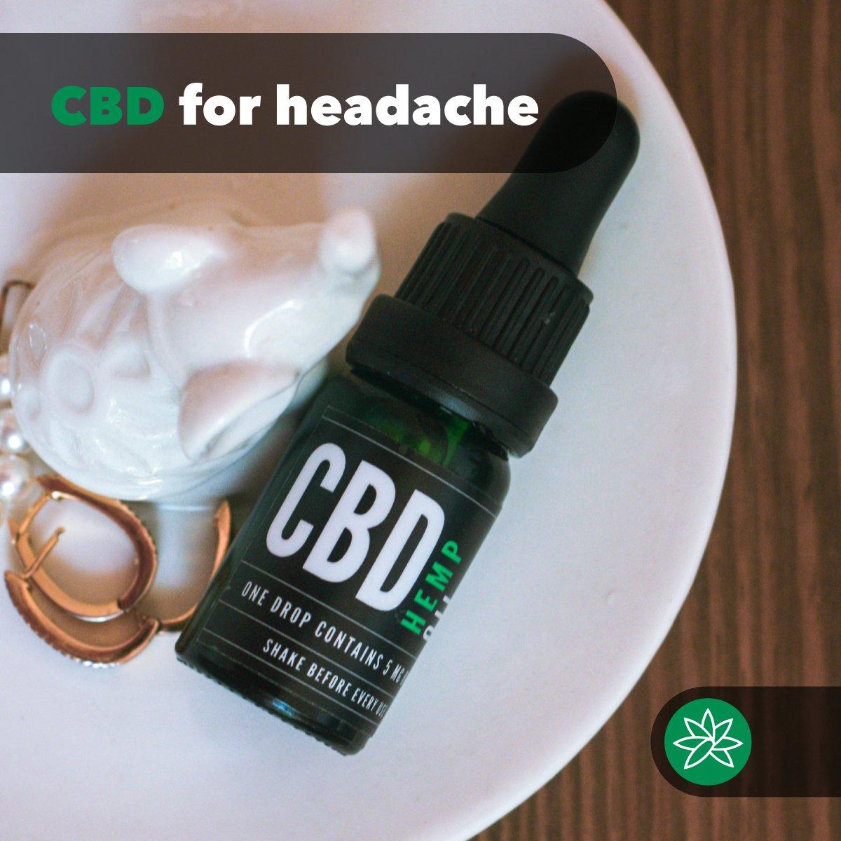 CBD for headaches