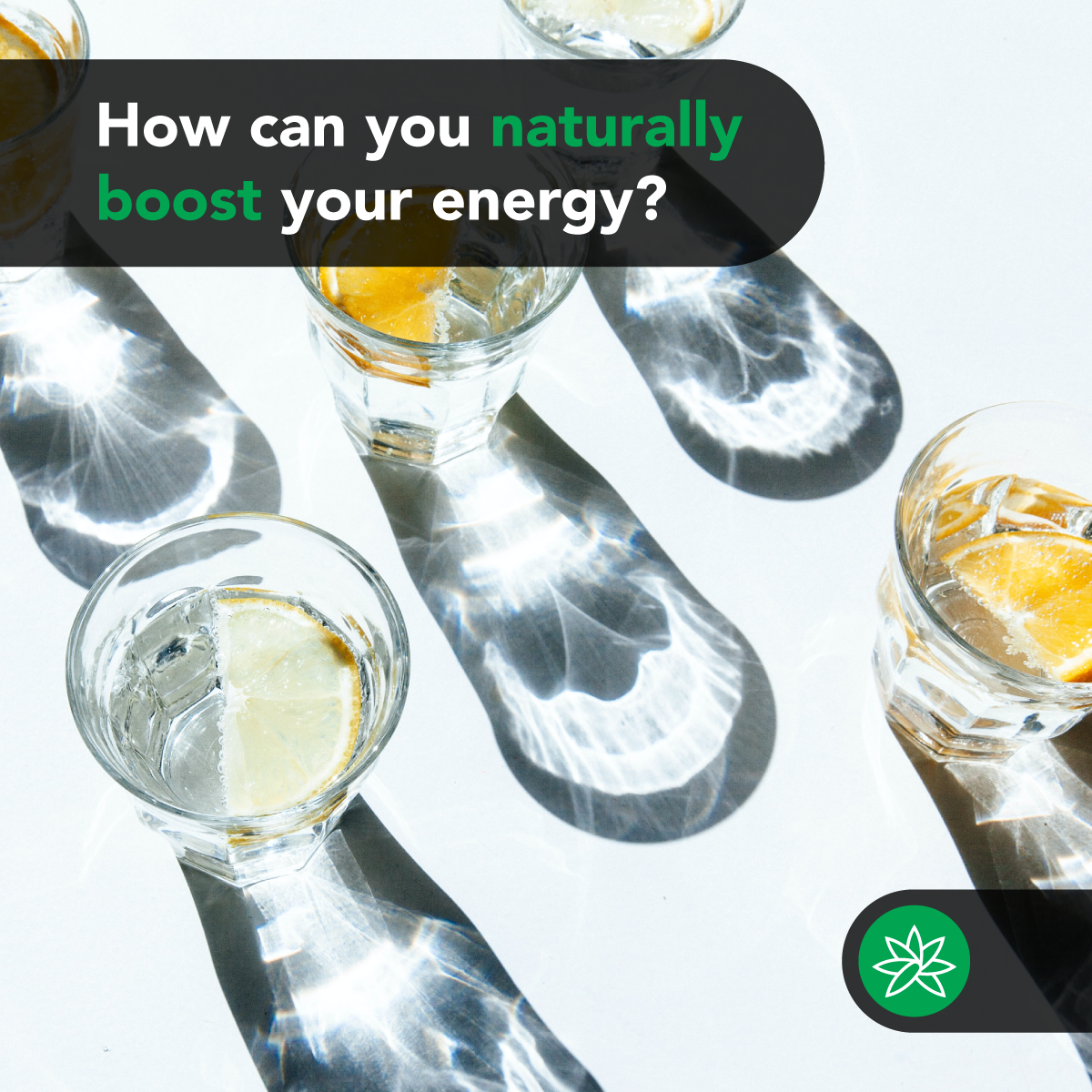 How can you naturally boost your energy